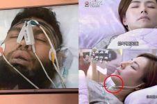 10 Adegan orang sakit di sinetron ini bikin nggak habis pikir