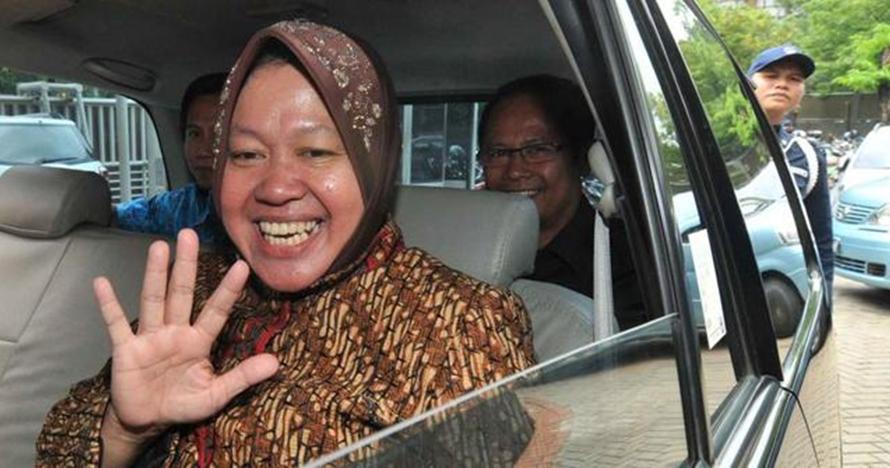 Berangsur pulih, Tri Rismaharini tulis surat untuk warga Surabaya
