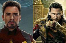 Wajah karakter superhero Marvel digabungkan, ini 8 penampakannya