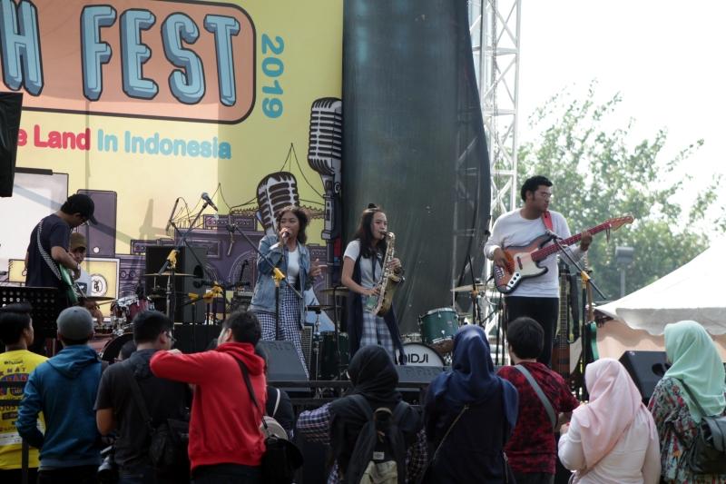 Youth Fest Prambors © 2019 brilio.net