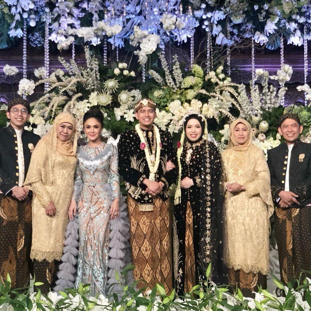 pernikahan ima fadil © 2019 brilio.net