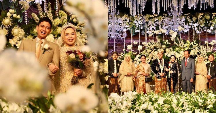 12 Momen pernikahan putri Khofifah, Yuni Shara jadi bintang tamu