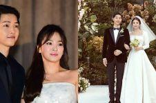 Aset Song Joong-ki dan Song Hye-kyo diperkirakan capai Rp 1,2 triliun