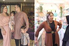 9 Foto rumah mewah Tasyi Athasyia, dapurnya bikin melongo