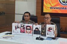 Densus 88 tangkap 5 orang terduga teroris Jaringan Jemaah Islamiyah