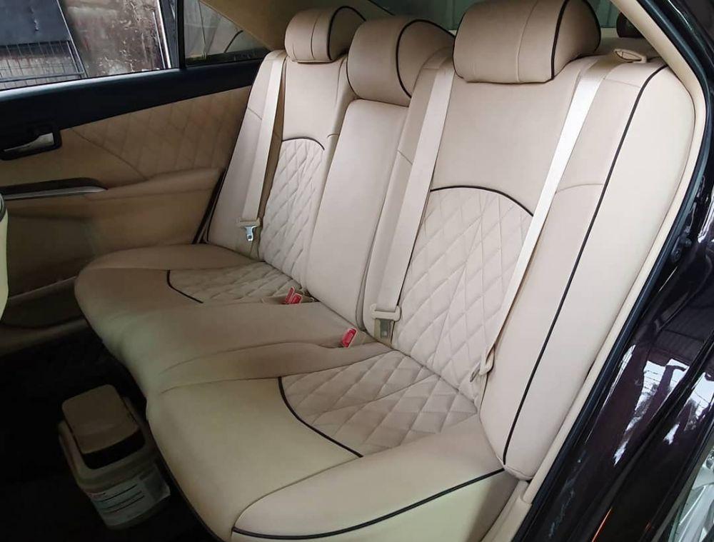 Potret interior mobil Lucinta Luna usai dimodif © 2019 brilio.net