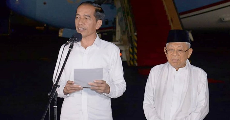 Langkah rekonsiliasi politik ala Jokowi, beri sinyal koalisi?