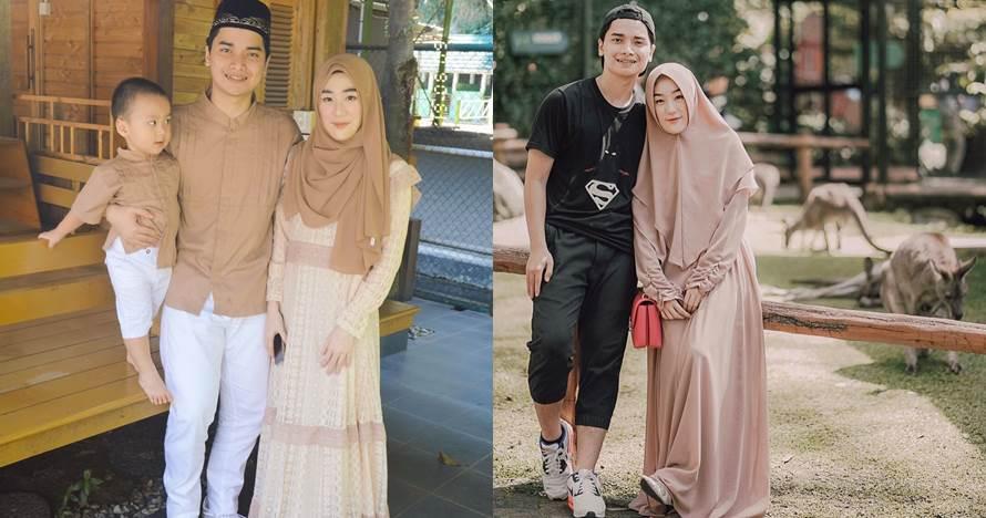 Unggah kejahilan istri, wajah Alvin putra Arifin Ilham bikin ngakak