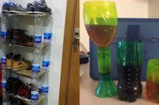 12 Lifehack memanfaatkan barang bekas ala anak kos ini kreatif abis