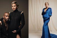 Hamil 9 bulan, ini 8 potret maternity Kimmy Jayanti yang memesona
