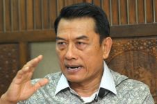 Beredar susunan kabinet Jokowi, Moeldoko: tiap minggu berubah