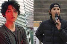 Cerai dari Song Hye-kyo, kondisi Song Joong-ki ini bikin sedih