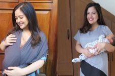 Cara gendong bayi jadi sorotan, begini klarifikasi Tasya Kamila
