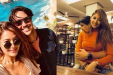 8 Potret mesra Maria Selena dengan pacar bulenya, romantis abis