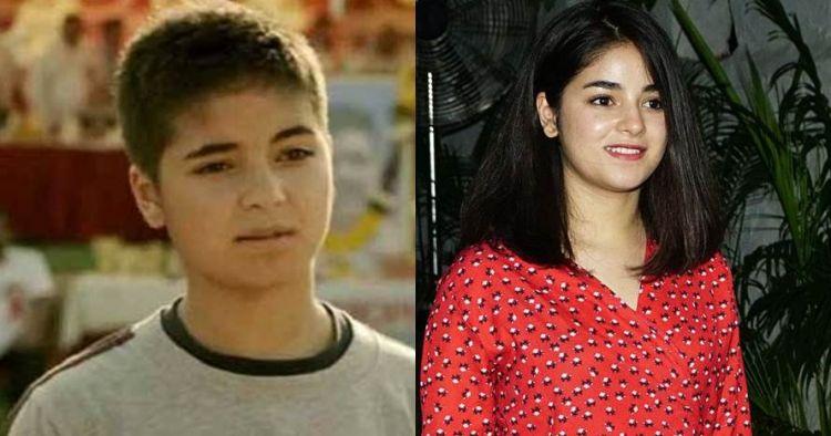 8 Potret transformasi Zaira Wasim sebelum putuskan berhijrah