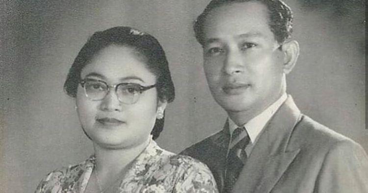 11 Potret lawas Tien Soeharto semasa hidup, anggun berkebaya