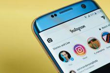 Fitur baru di Instagram, bisa chat lewat Stories