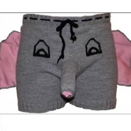 11 Desain celana pria ini nggak biasa, dijamin bikin ketawa