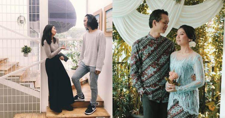 Resmi tunangan, 10 potret mesra putri sulung Feni Rose dan pacar