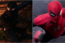 Kekuatan 4 kostum Peter Parker di film Spider-Man: Far From Home