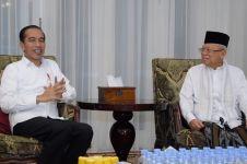 Ma'ruf Amin sebut bakal ada menteri muda di kabinet Jokowi