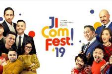 Festival komedi terbesar di Indonesia ini dijamin bakal mengocok perut
