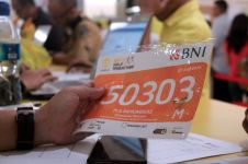 Nih ajang half marathon yang digelar di lokasi paling hijau dan steril