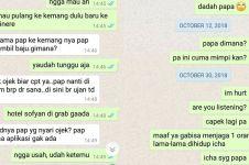 Chat anak ke ayah semasa masih hidup dan meninggal ini bikin mewek