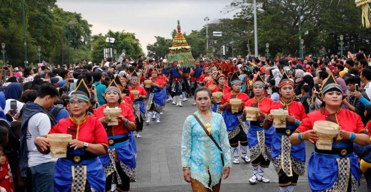 5 Fakta menarik Festival Kebudayaan Yogyakarta 2019