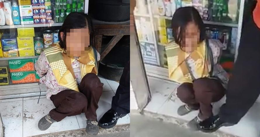 Viral wanita tua menangis dihakimi karena diduga mencuri beras