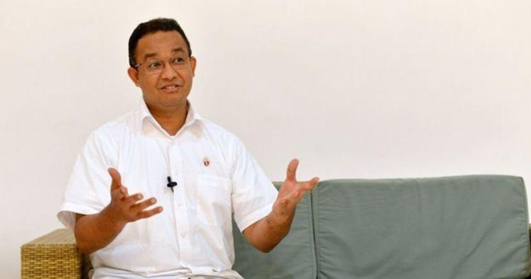 Digugat warga soal polusi udara Jakarta, ini kata Anies Baswedan