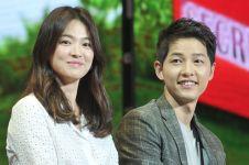 Proyek baru Song Joong-ki dan Song Hye-kyo pascagugatan cerai