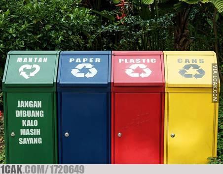 tempat sampah tulisan © 2019 berbagai sumber
