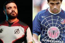 7 Desain jersey tim olahraga terinspirasi superhero, ada Spider-Man