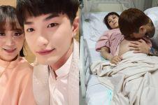 7 Momen perjuangan Moa Aeim sebelum melahirkan anak ke-4