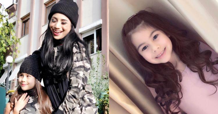 10 Pesona Elif Kayla, putri Siti KDI yang curi perhatian