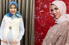 6 Momen kelahiran bayi kembar Ratna Galih, parasnya curi perhatian