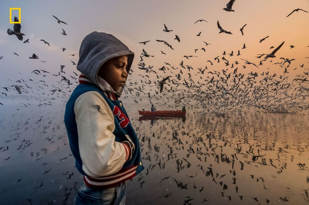 pemenang National Geographic Travel Photo Contest 2019 © 2019 brilio.net