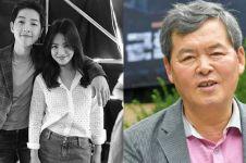 Ayah Song Joong-ki minta maaf karena perceraian anaknya