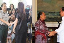 Mengenang impian Sutopo jadi kenyataan, bertemu Raisa & salaman Jokowi