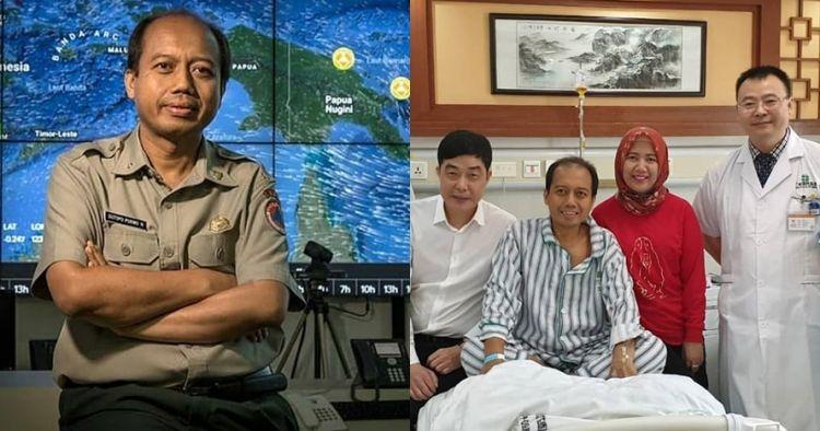 Ungkapan duka 7 pesohor Tanah Air kenang sosok Sutopo