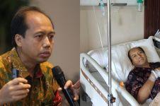 Kisah perjuangan Sutopo Purwo Nugroho melawan kanker paru-paru