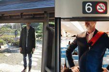 15 Potret bukti Jepang tak cocok untuk orang berpostur tinggi