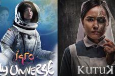Baru dirilis, 7 desain poster film ini tuai kritik