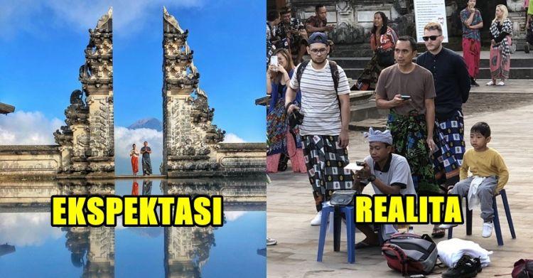 Ini rahasia di balik foto Instagramable tempat wisata di Bali