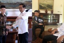 11 Momen pertemuan Rich Brian dan Presiden Jokowi, penuh kehangatan