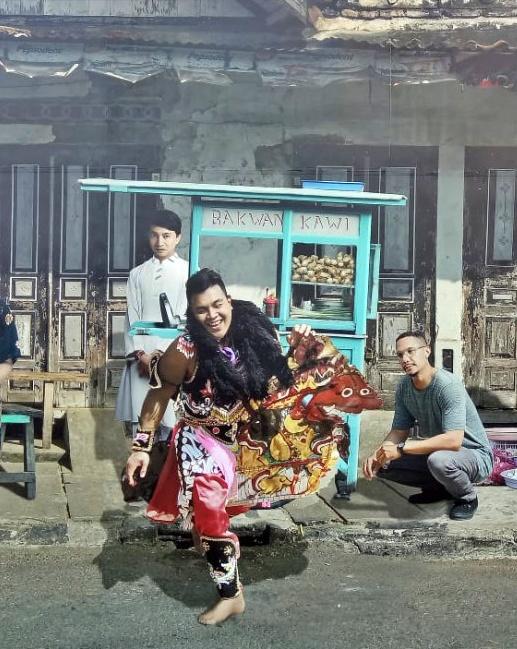 Foto editan musisi di Prambanan Jazz 2019 © 2019 brilio.net