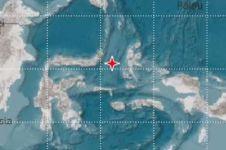 BMKG pantau aktivitas gunung api sekitar Malut usai gempa 7,1 SR