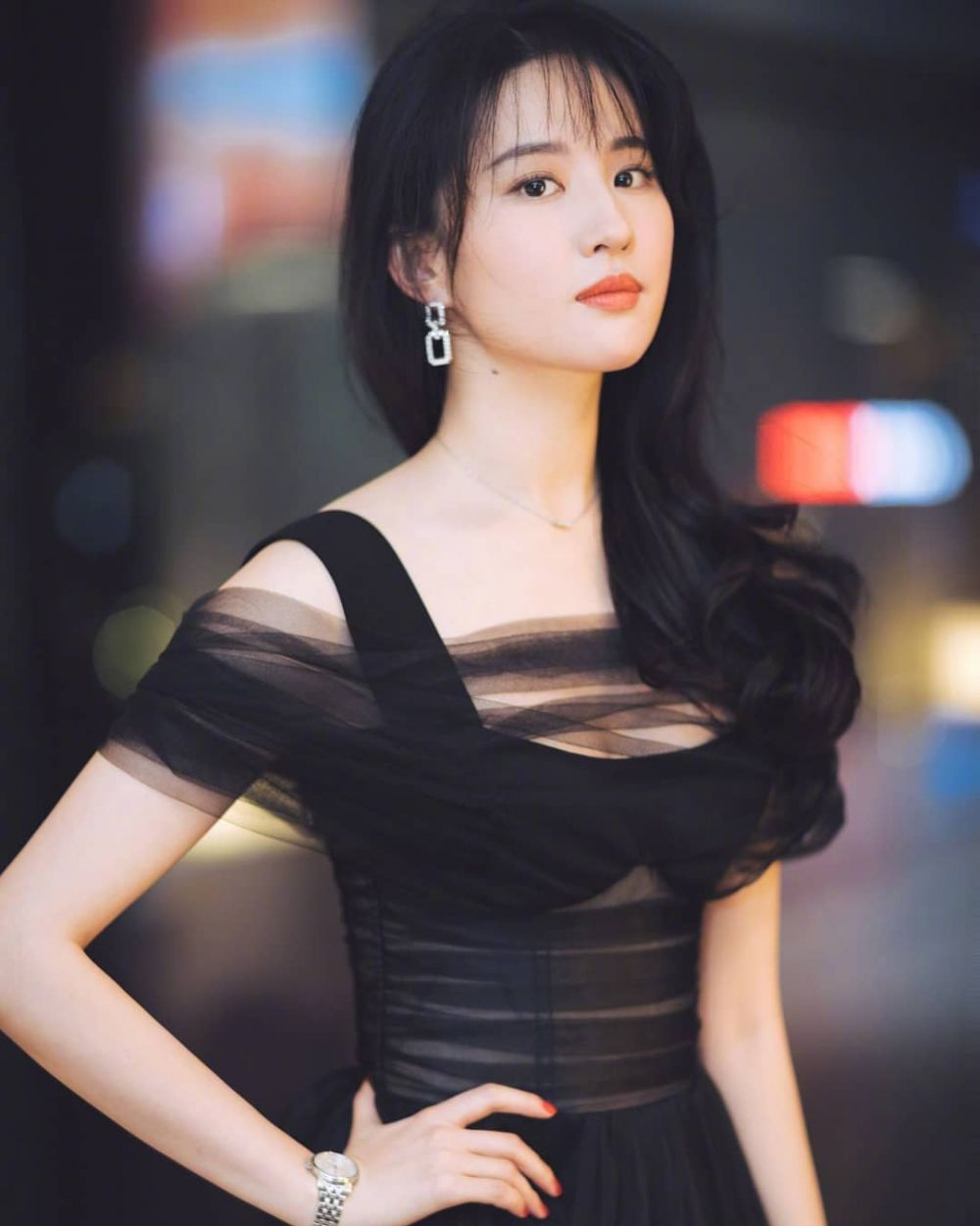 liu yifei as mulan  © 2019 brilio.net