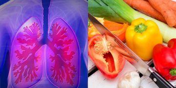 10 Makanan & minuman cegah kanker paru-paru, penyakit Sutopo Purwo